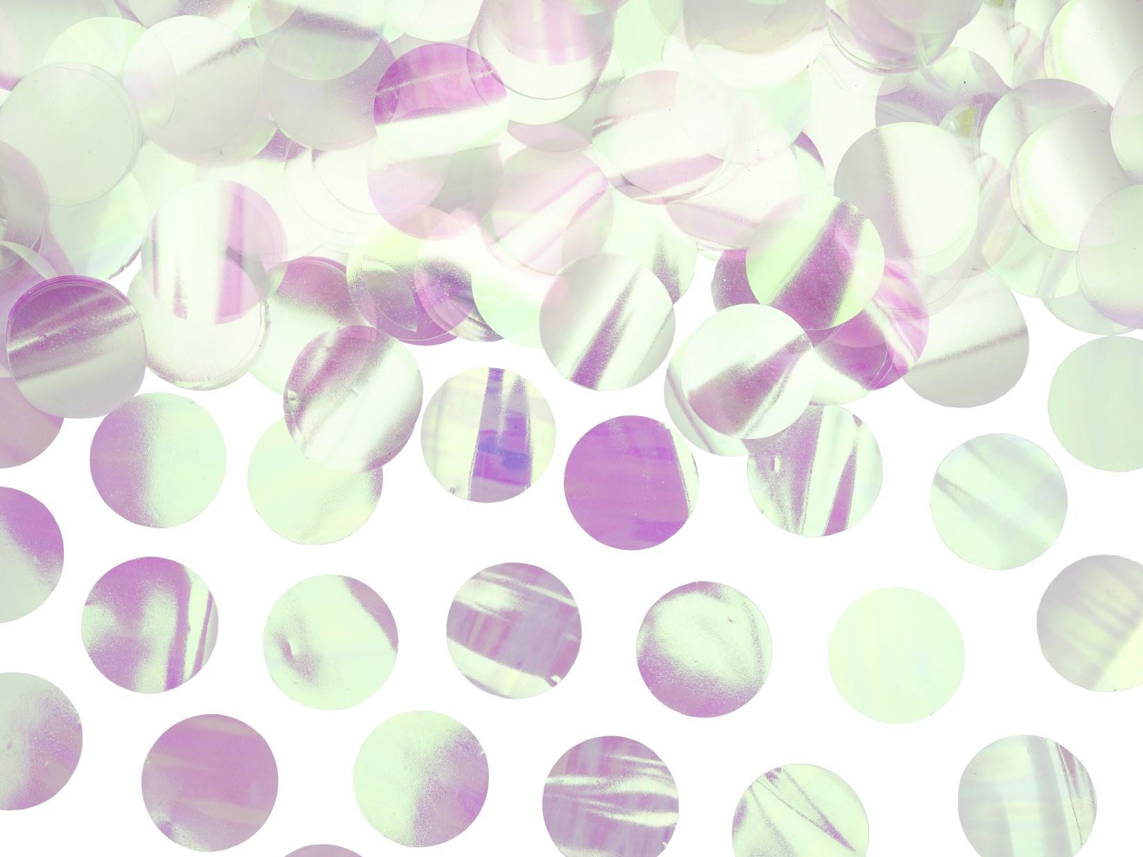 Κονφετί Foil Ιριδίζον – 15 Γραμμάρια