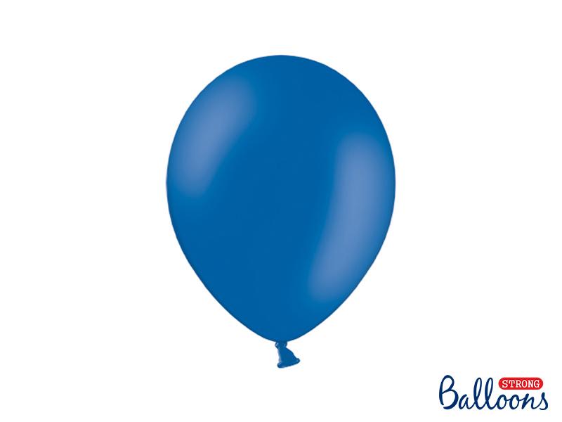 Μπαλόνια Latex Pastel Μπλε 27εκ – 10 Τεμάχια