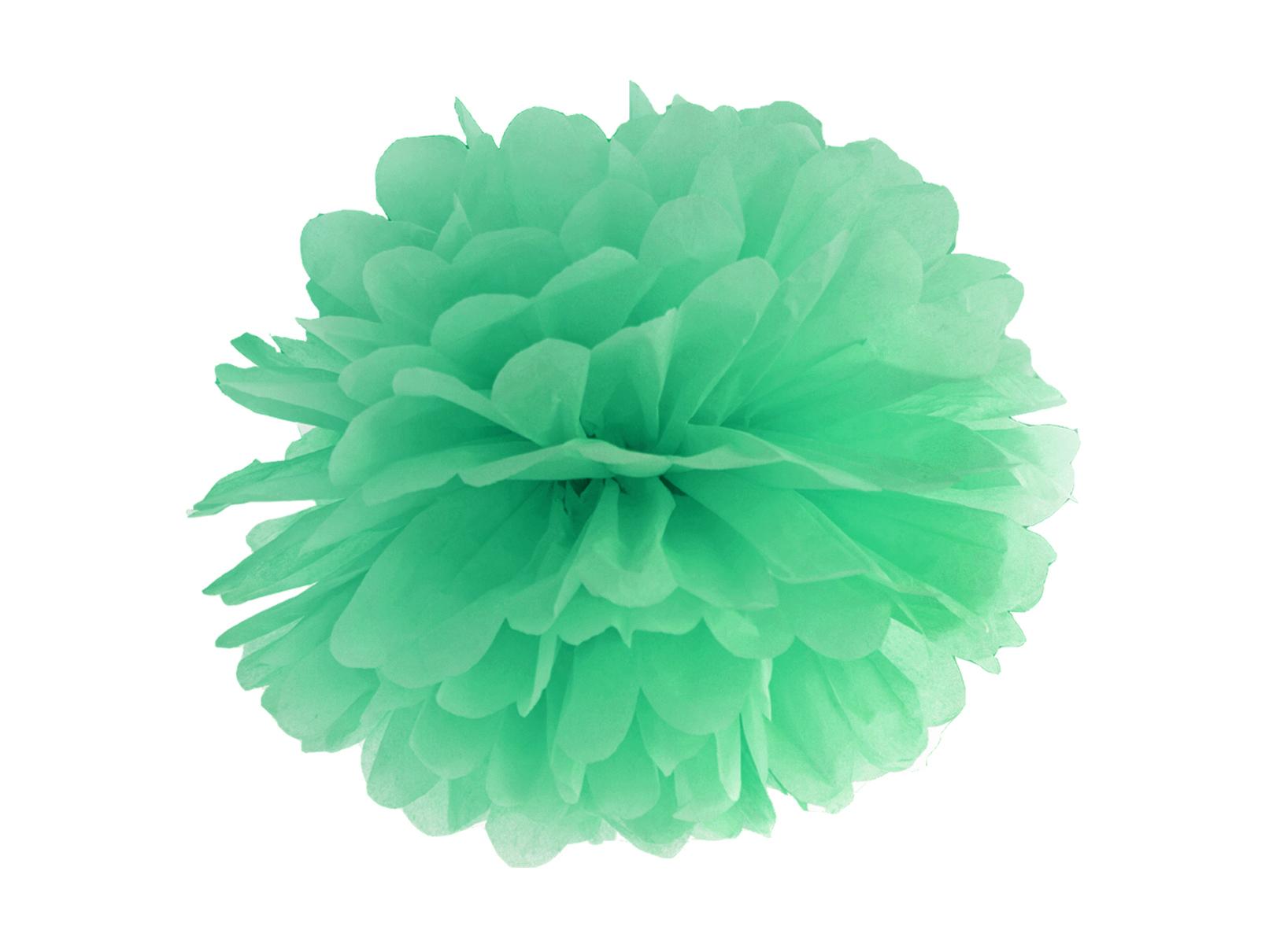 Χάρτινα Mint Pom Pom 35εκ