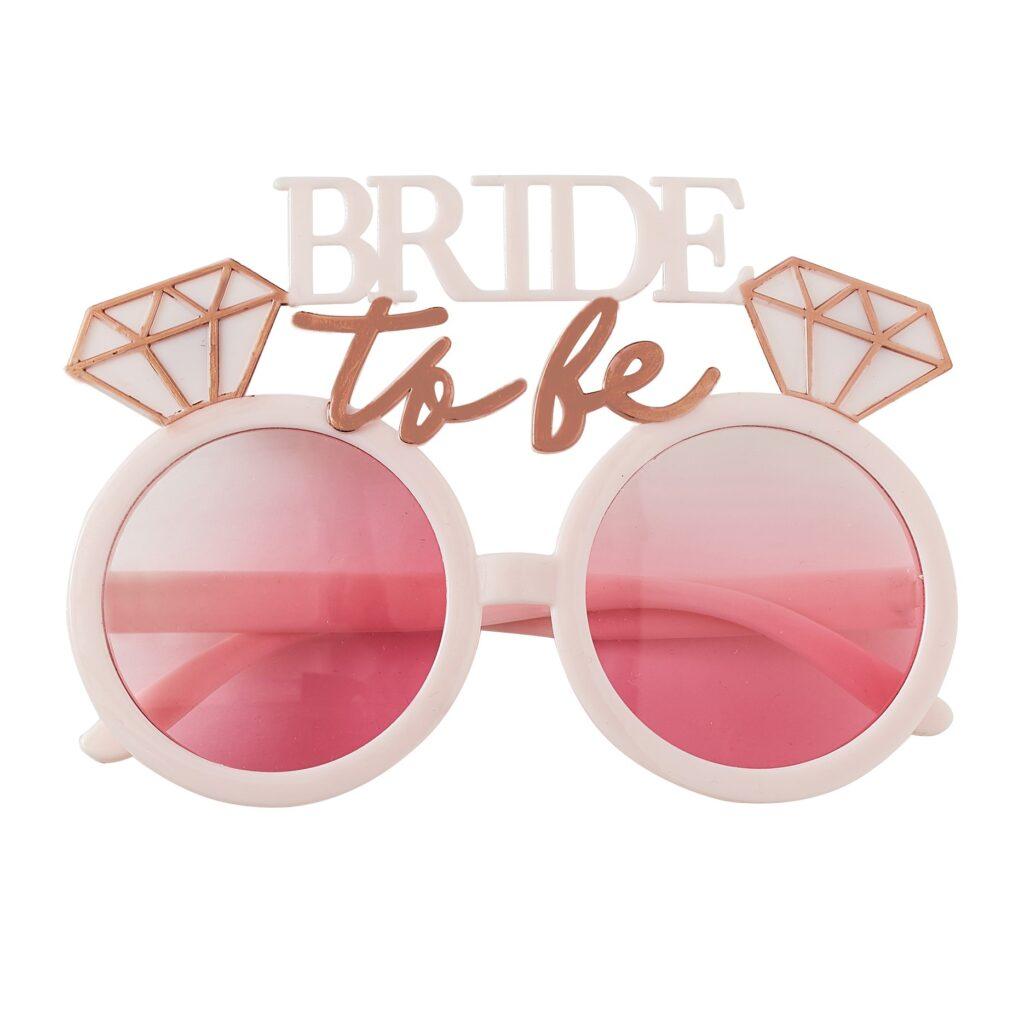 Ροζ Γυαλιά Ηλίου Bride to Be