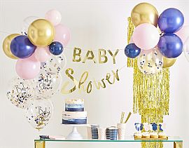 Gender Reveal Party Pink or Blue ?