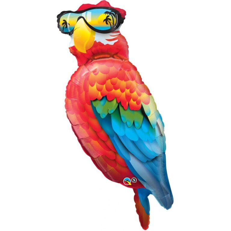 Μπαλόνι Foil Cool Parrot 127εκ