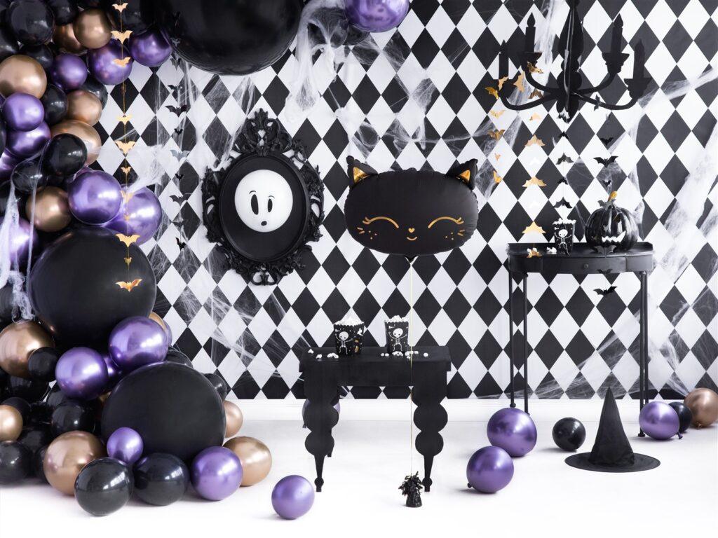 Μπαλόνια Latex Glossy Βιολετί 30εκ – 50 Τεμάχια