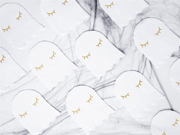 Χαρτοπετσέτες Φαντασματάκια 11×14εκ – 20 Τεμάχια