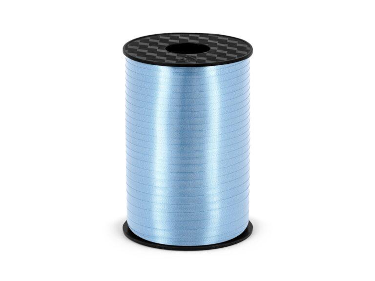 Πλαστική Κορδέλα Γαλάζια 225 Μέτρα