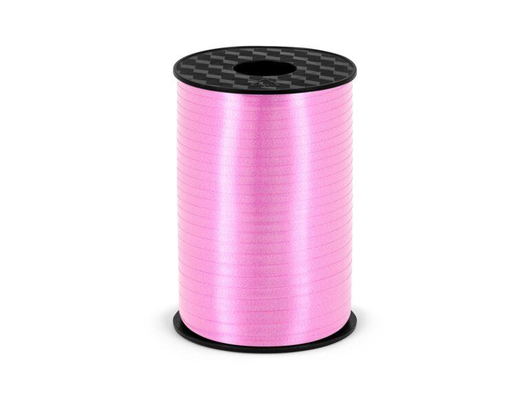 Πλαστική Κορδέλα Ροζ 225 Μέτρα