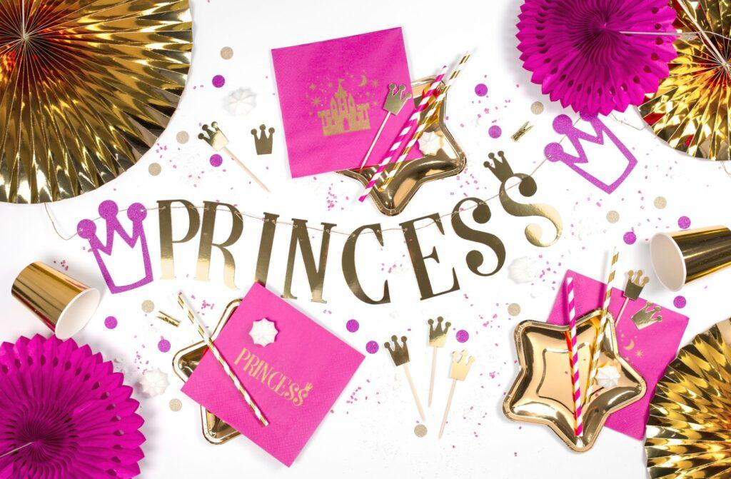 Χάρτινη Γιρλάντα Princess