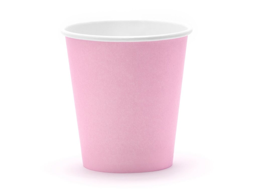 Χάρτινα Ποτήρια Pastelove 180ml – 6 Τεμάχια