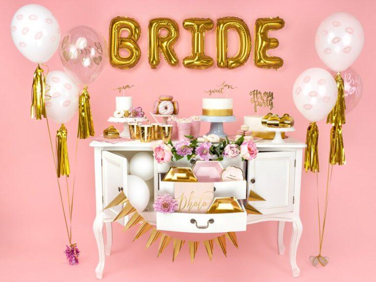 Μπαλόνια Latex Bride to Be – 6 Τεμάχια