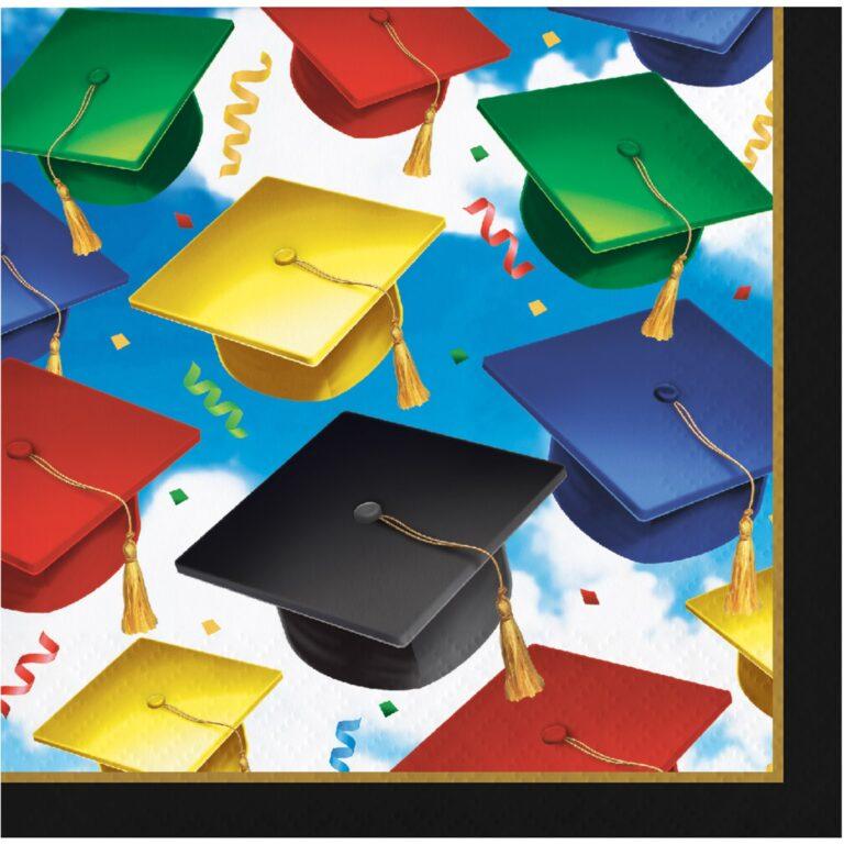 Χαρτοπετσέτες Grad Celebration 24,8×24,7εκ – 16 Τεμάχια