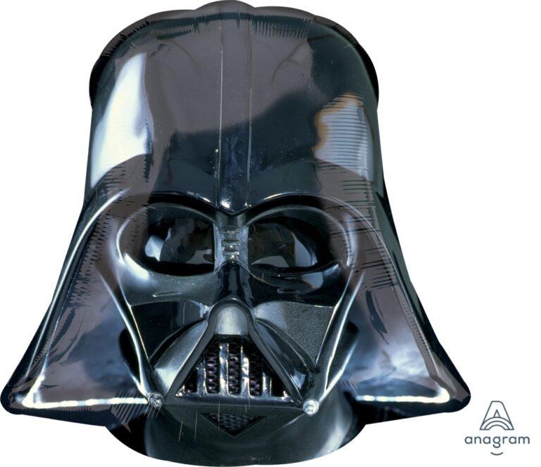 Μπαλόνι Foil Κράνος Darth Vader 63×63εκ