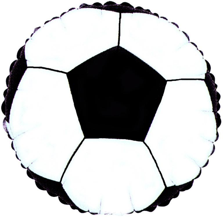 Μπαλόνι Foil Μπάλα Ποδοσφαίρου 44/46εκ