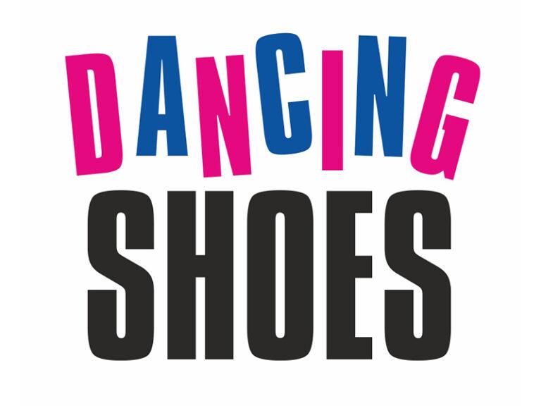 Αυτοκόλλητα Παπουτσιών DANCING SHOES – 2 Τεμάχια