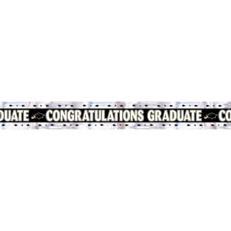 Ταινία Foil Congragulations Graduate