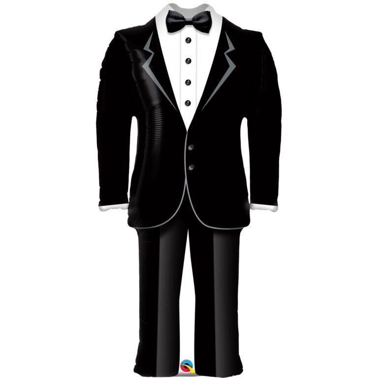 Μπαλόνι Foil Γαμήλιο Κουστούμι 99εκ