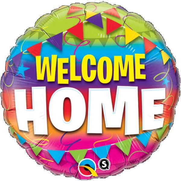Μπαλόνι Foil Welcome Home 46εκ