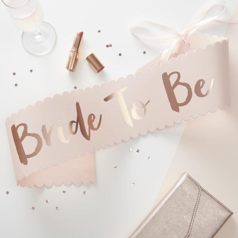 Κορδέλα Bride To Be