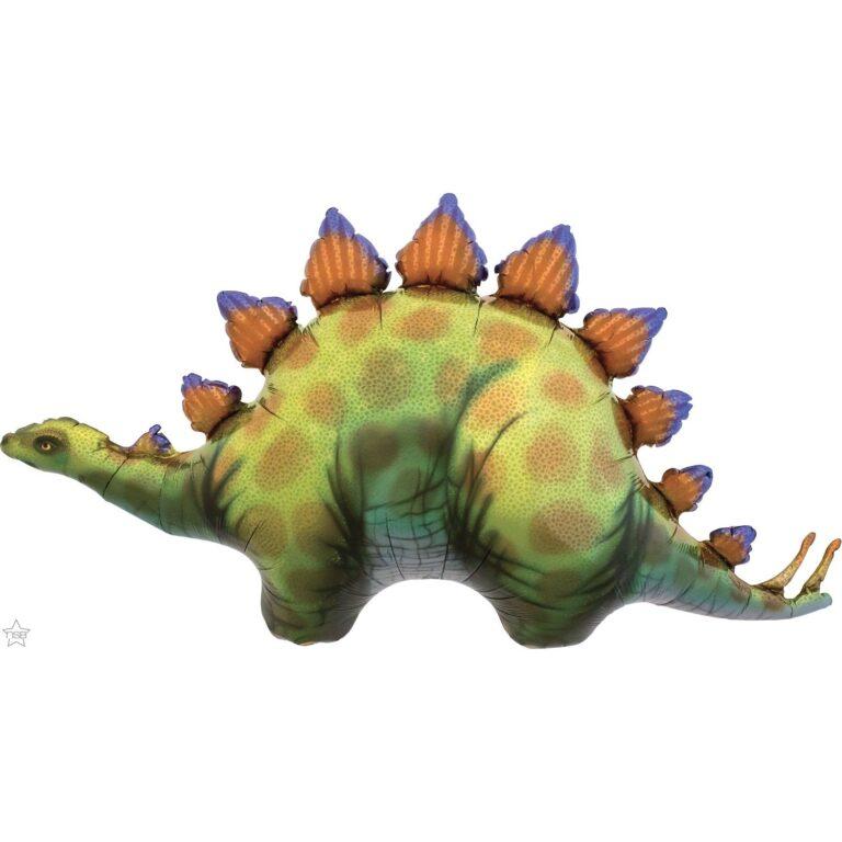 Μπαλόνι Foil Γίγας Stegosaurus 104×56εκ