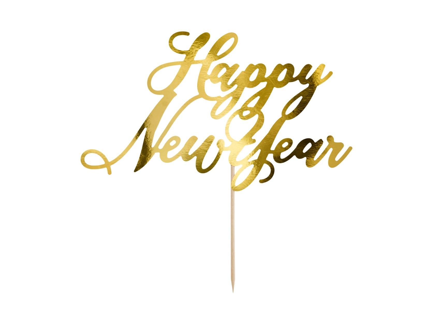 Χάρτινο Διακοσμητικό Happy New Year