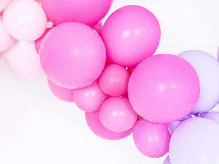 Μπαλόνια Latex Pastel Φουξ 27εκ – 10 Τεμάχια