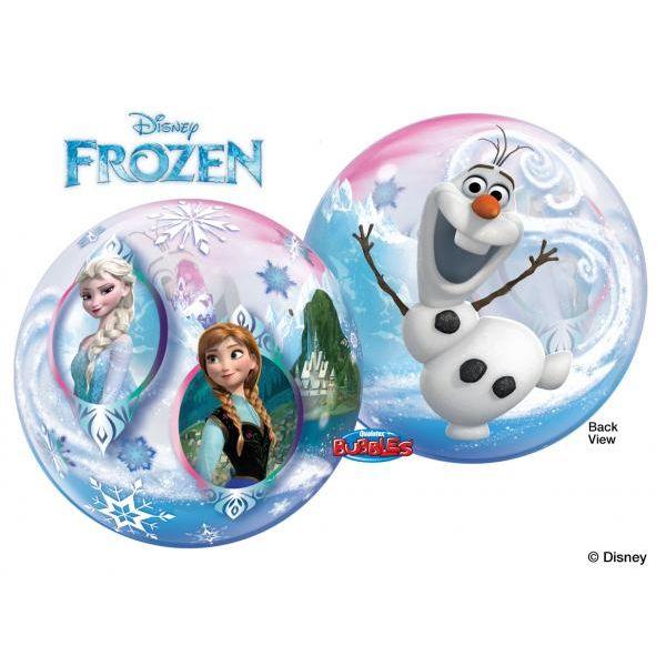 Μπαλόνι Bubble Frozen 56εκ
