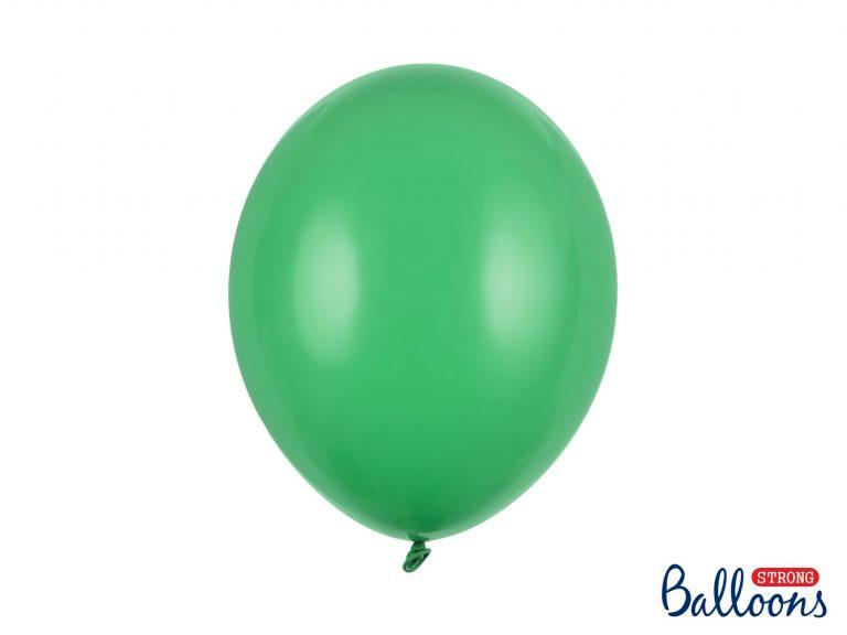 Μπαλόνια Latex Emerald 30εκ – 10 Τεμάχια