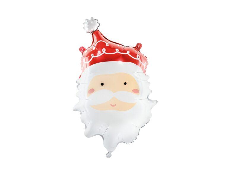 Μπαλόνι Foil 'Αγιος Βασίλης 37×60εκ