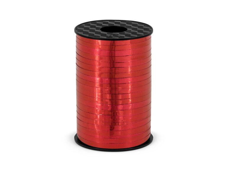 Πλαστική Κορδέλα Κόκκινη 225 Μέτρα