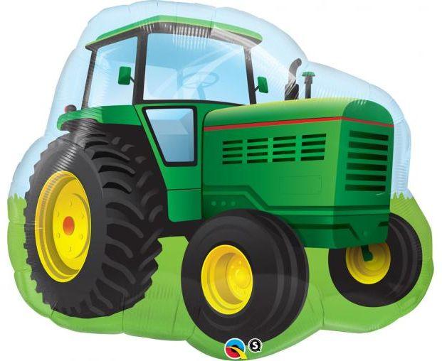 Μπαλόνι Foil Farm Tractor 86εκ