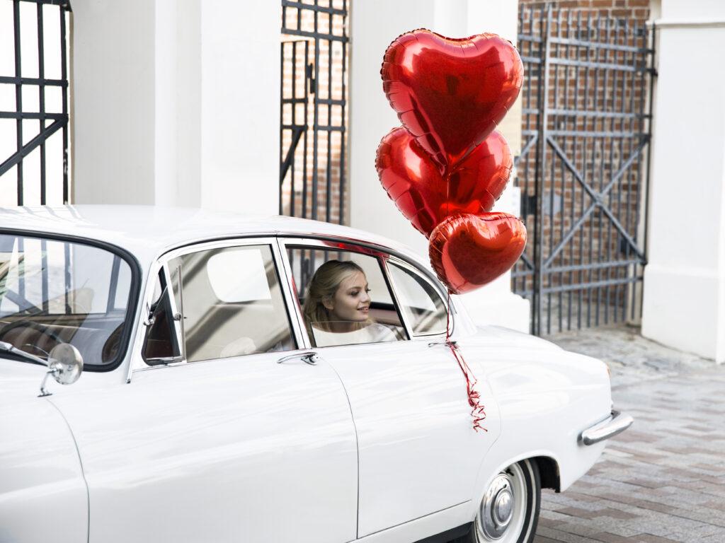 Μπαλόνι Foil Καρδιά Κόκκινο 61εκ