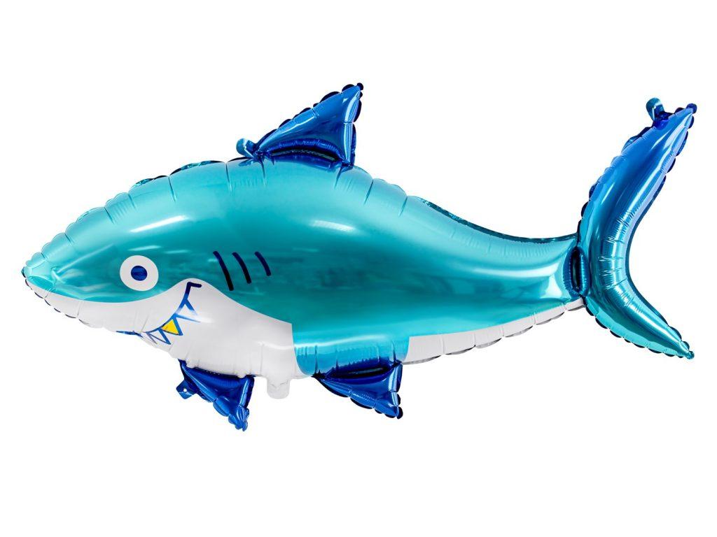 Μπαλόνι Foil Καρχαρίας 92×48εκ