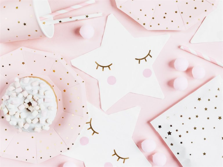 Χαρτοπετσέτες Αστεράκι – 20 Τεμάχια