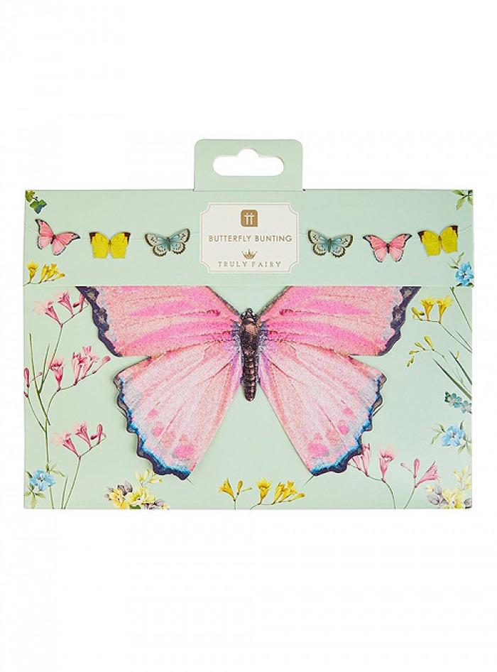 Γιρλάντα Πεταλούδες Truly Fairy