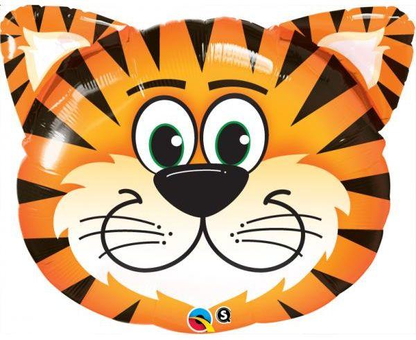 Μπαλόνι Foil Τίγρης 76εκ