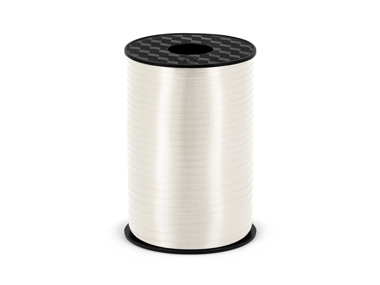 Πλαστική Κορδέλα Λευκή 225 Μέτρα