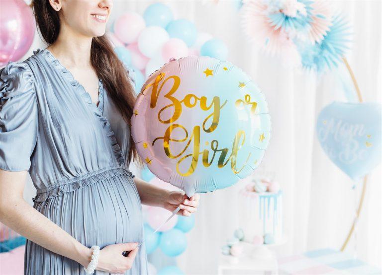 Μπαλόνι Foil Boy or Girl Ombre 35εκ