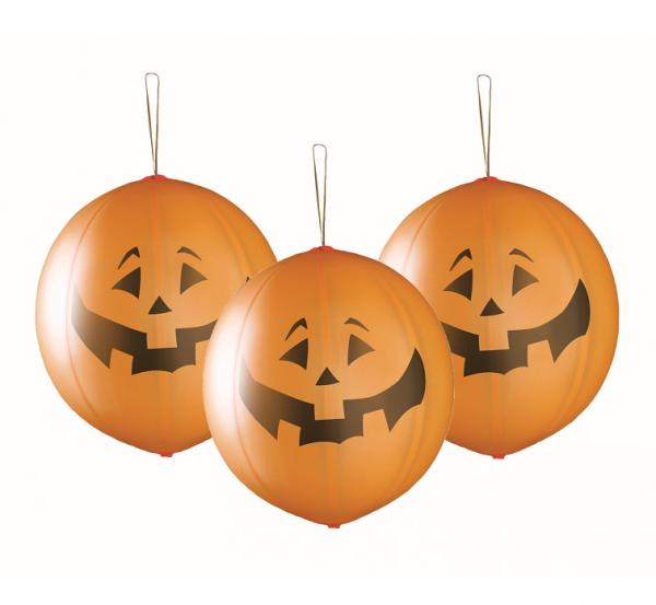 Μπαλόνια Punchball Pumpkin – 3 Τεμάχια