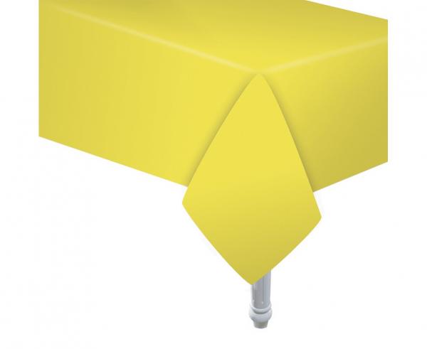 Χάρτινο Τραπεζομάντηλο Κίτρινο